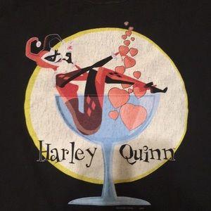 Tops - Vintage Harley Quinn shirt ✨rare✨